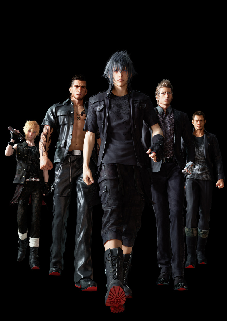 My final fantasy is that I'm wrong about Square Enix's no-show JRPGs