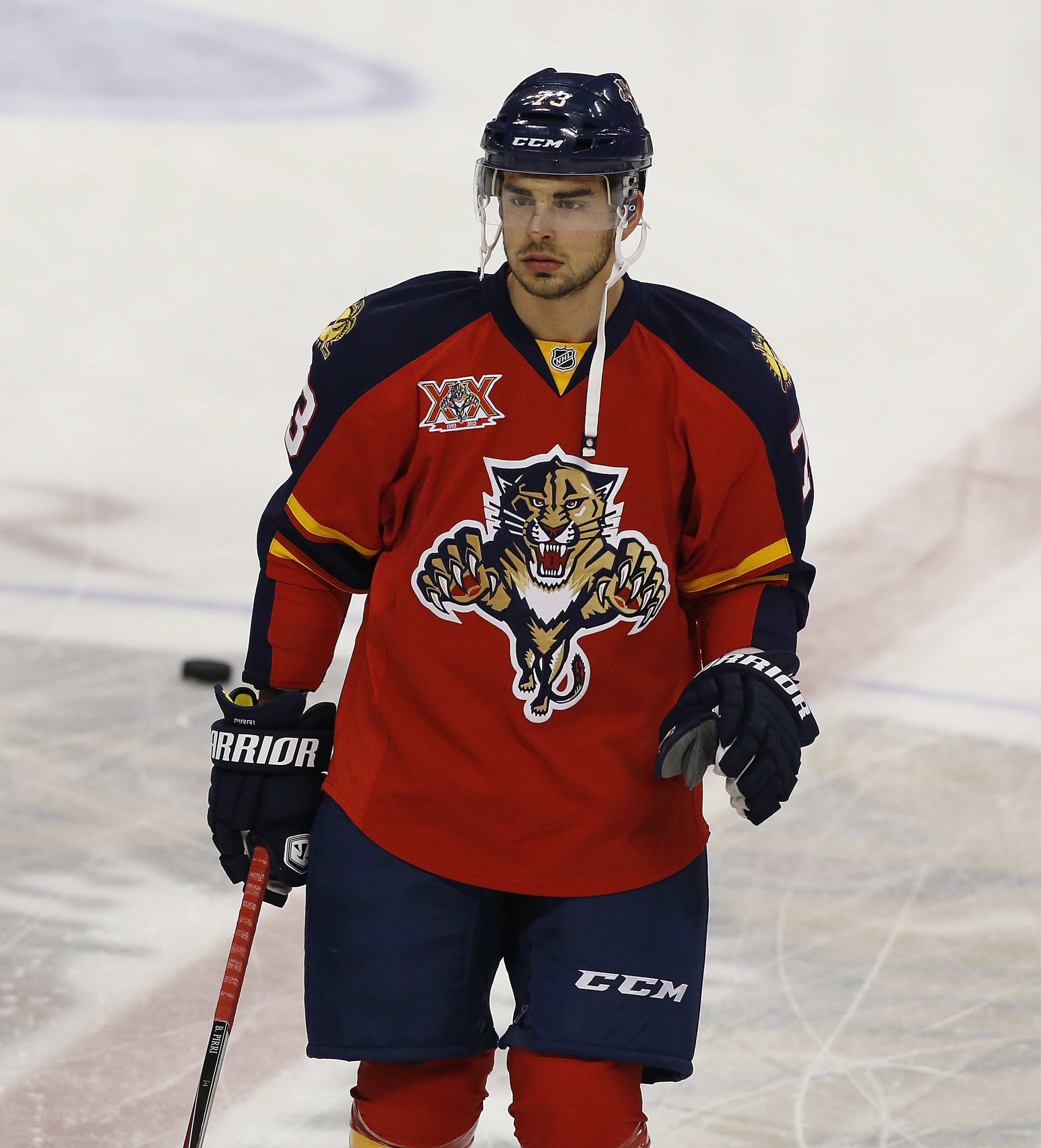 Pirri exploded offensively for the Cats last season; will he be able to do it again?