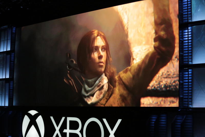 Rise of the Tomb Raider is the sequel to Tomb Raider, coming holiday 2015