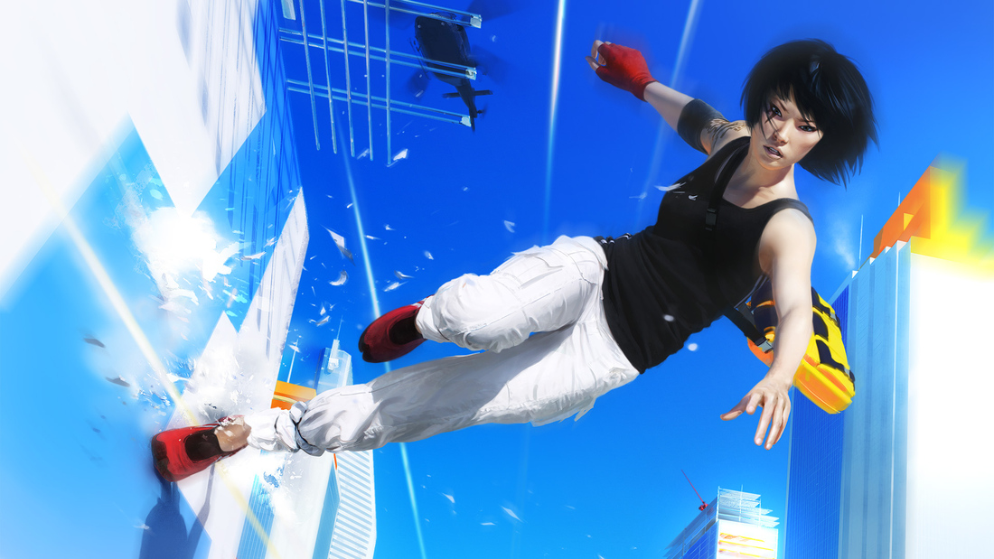 Come watch the new Mirror's Edge 2 footage, and let's discuss what the first game did wrong