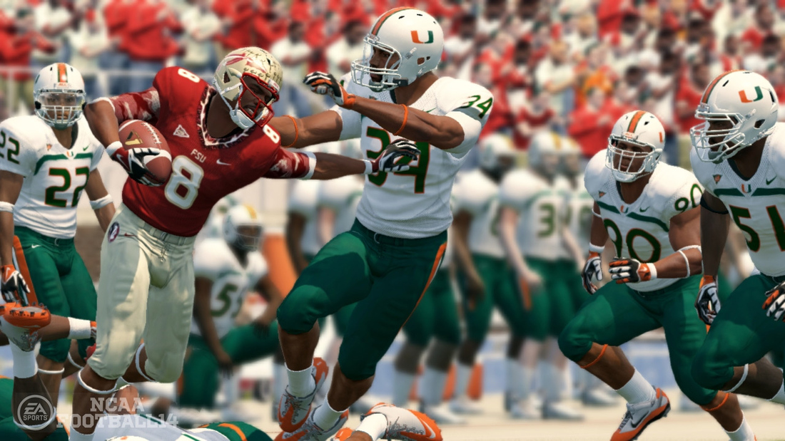 NCAA will pay college players $20 million to settle video game lawsuit