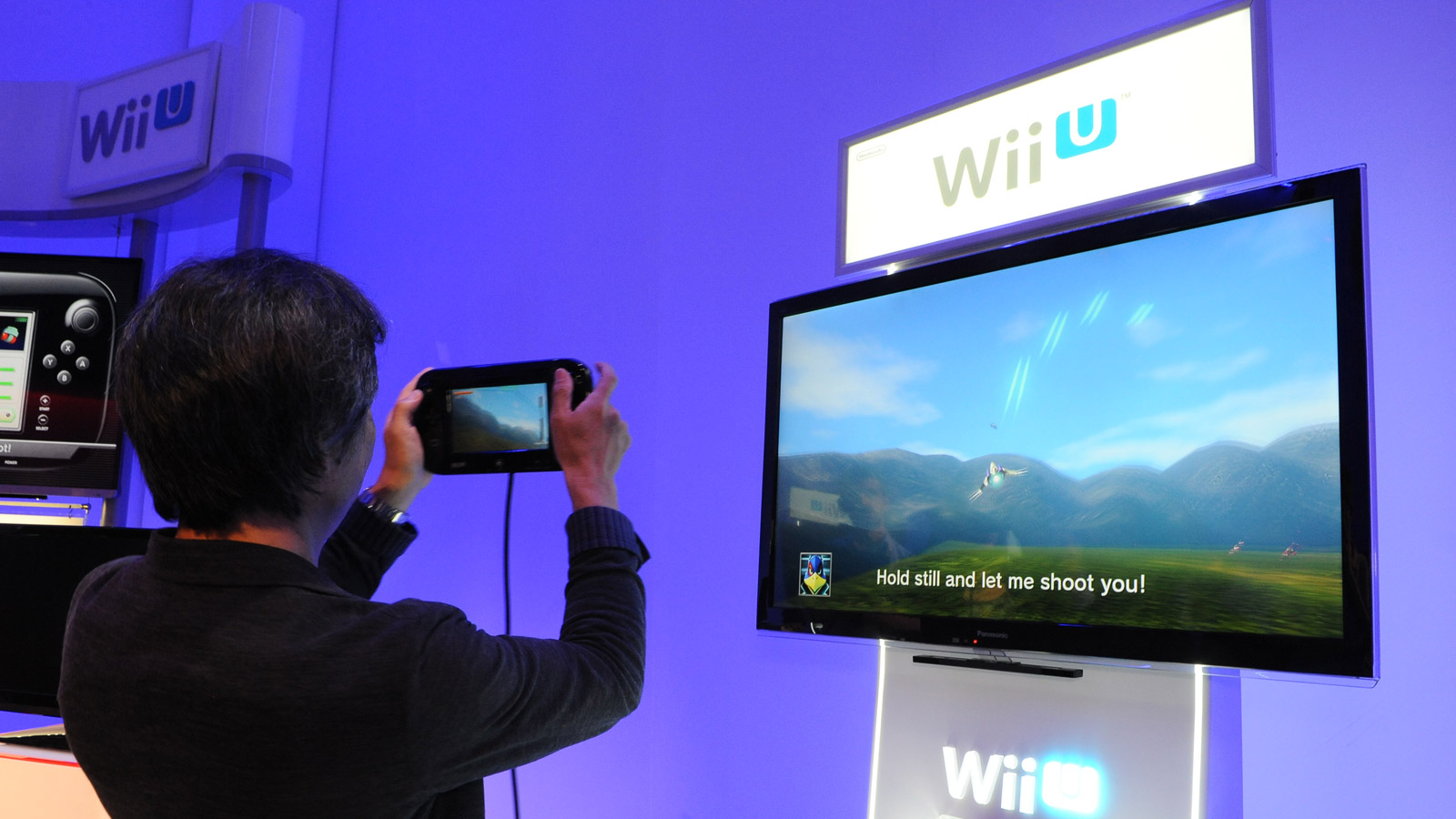 Star Fox coming to Wii U, one of three GamePad-focused projects from Miyamoto