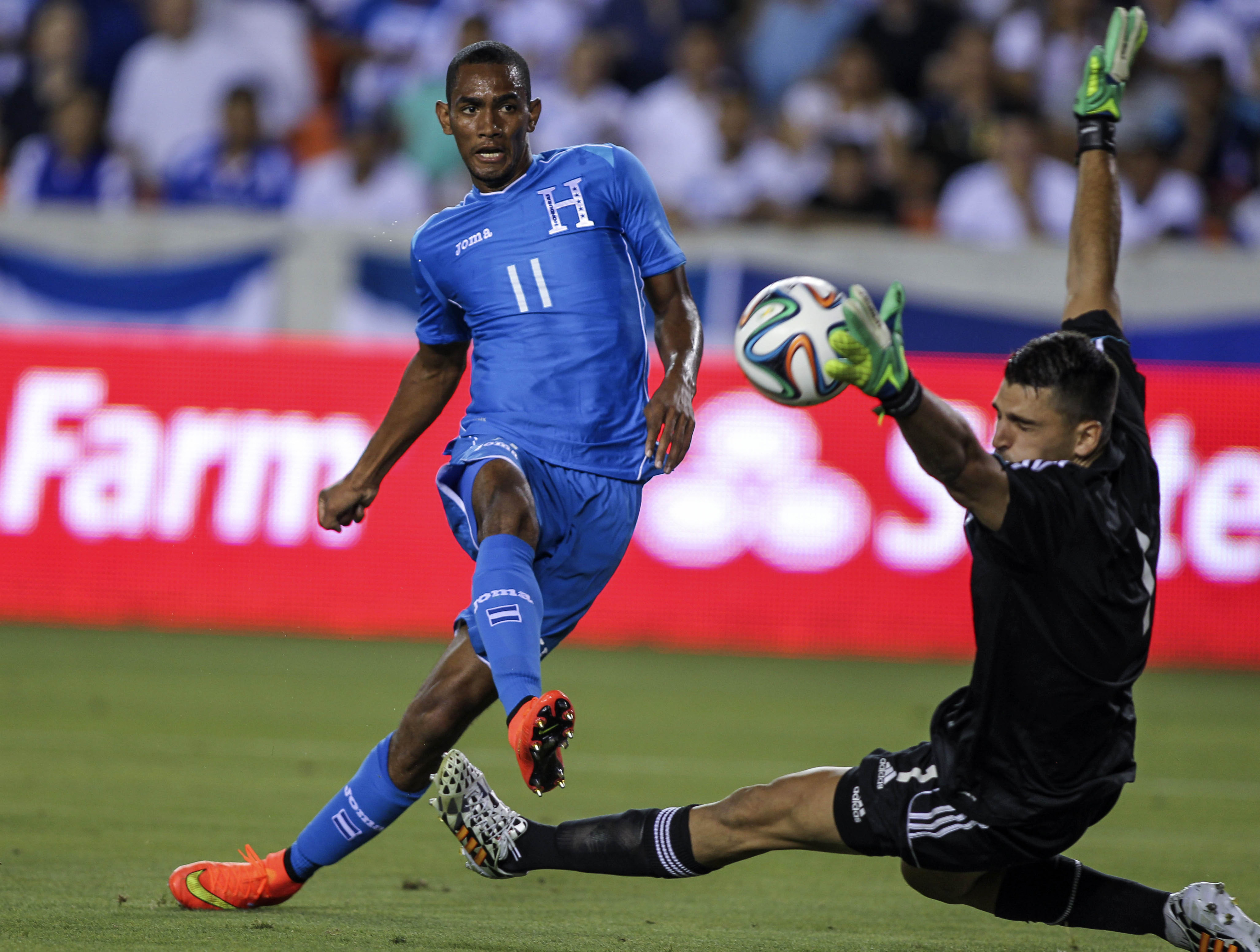 Bengston has shone for Honduras since his 2010 debut, though his Revolution campaign has struggled to keep up