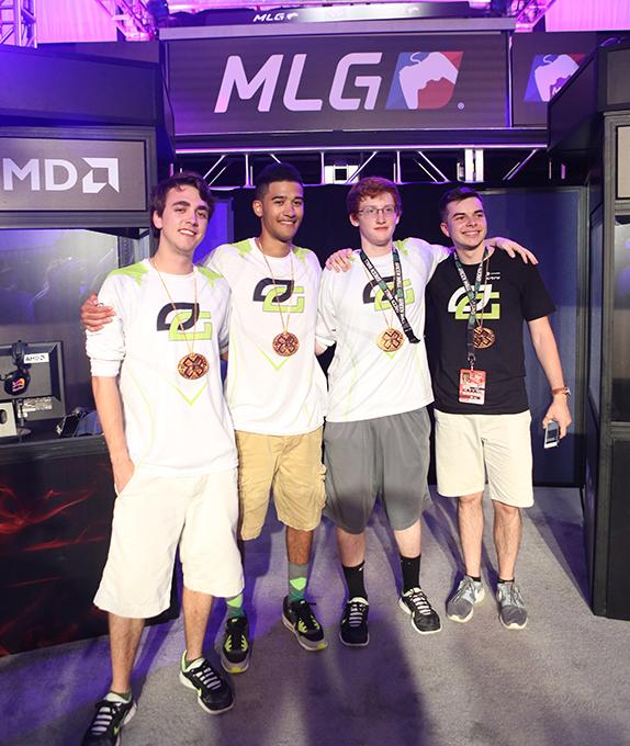 OpTic Gaming dominates debut eSports X Games tournament