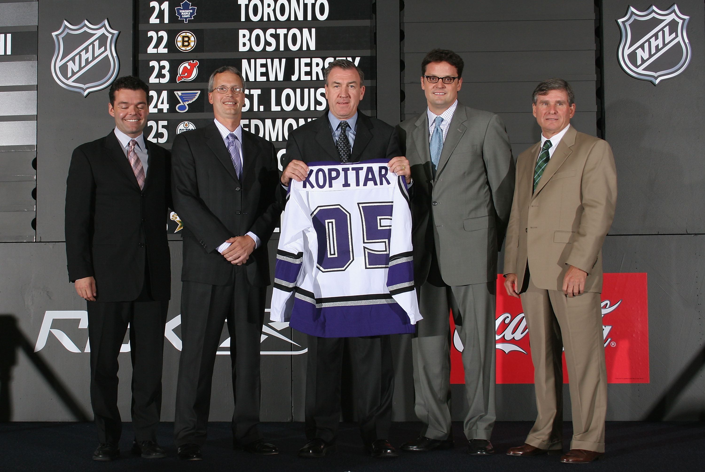 The Kings provide the blueprint for building a salary cap era Stanley Cup champion