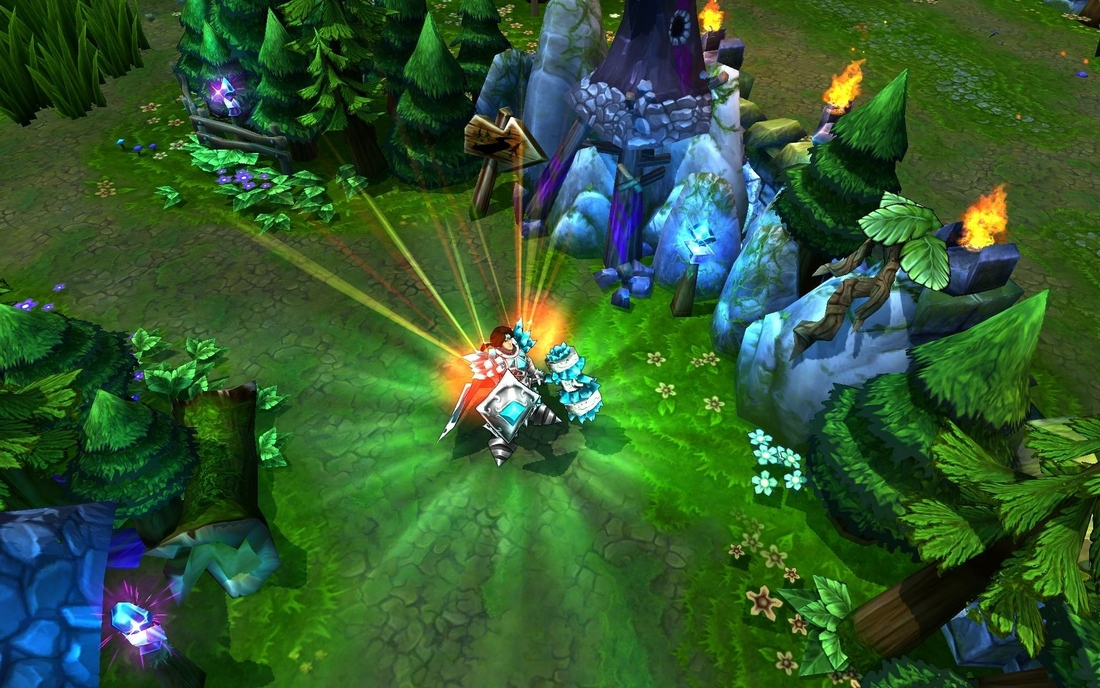 League of Legends' rebooted map will run faster and smoother on low-end computers