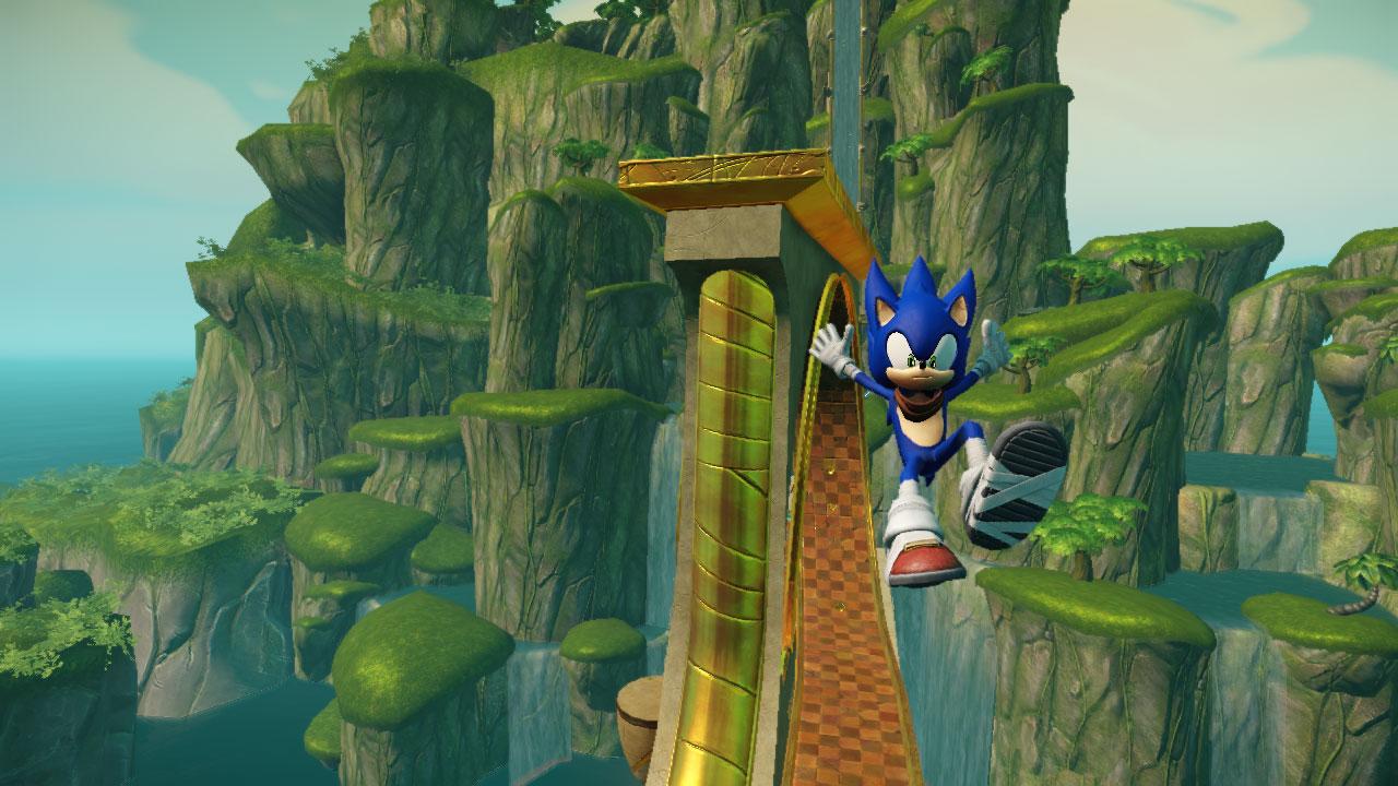 Sonic series' nature-versus-machines struggle is heightened in Sonic Boom