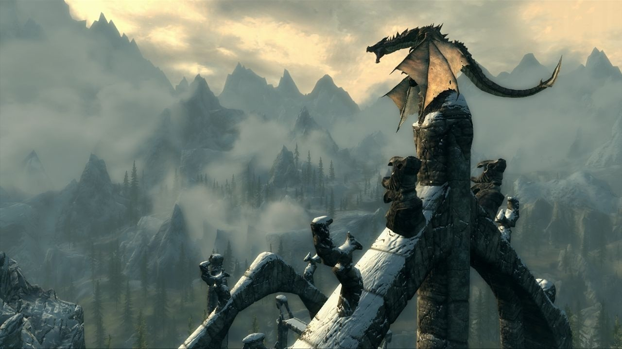 Project Flare allows Square Enix to create a virtual world 17 times larger than Skyrim