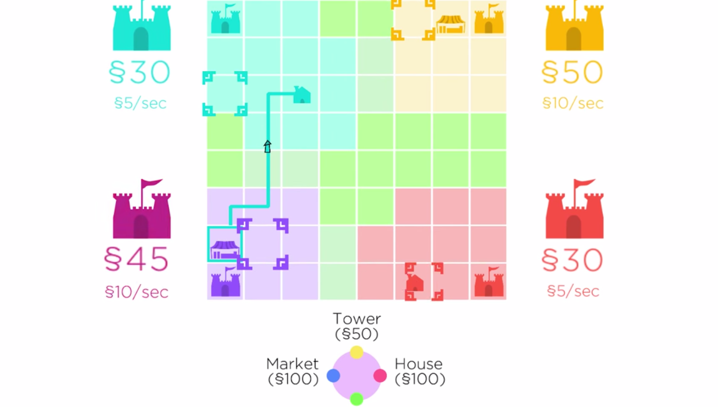 Threes! developer has a new game. Don't read this.