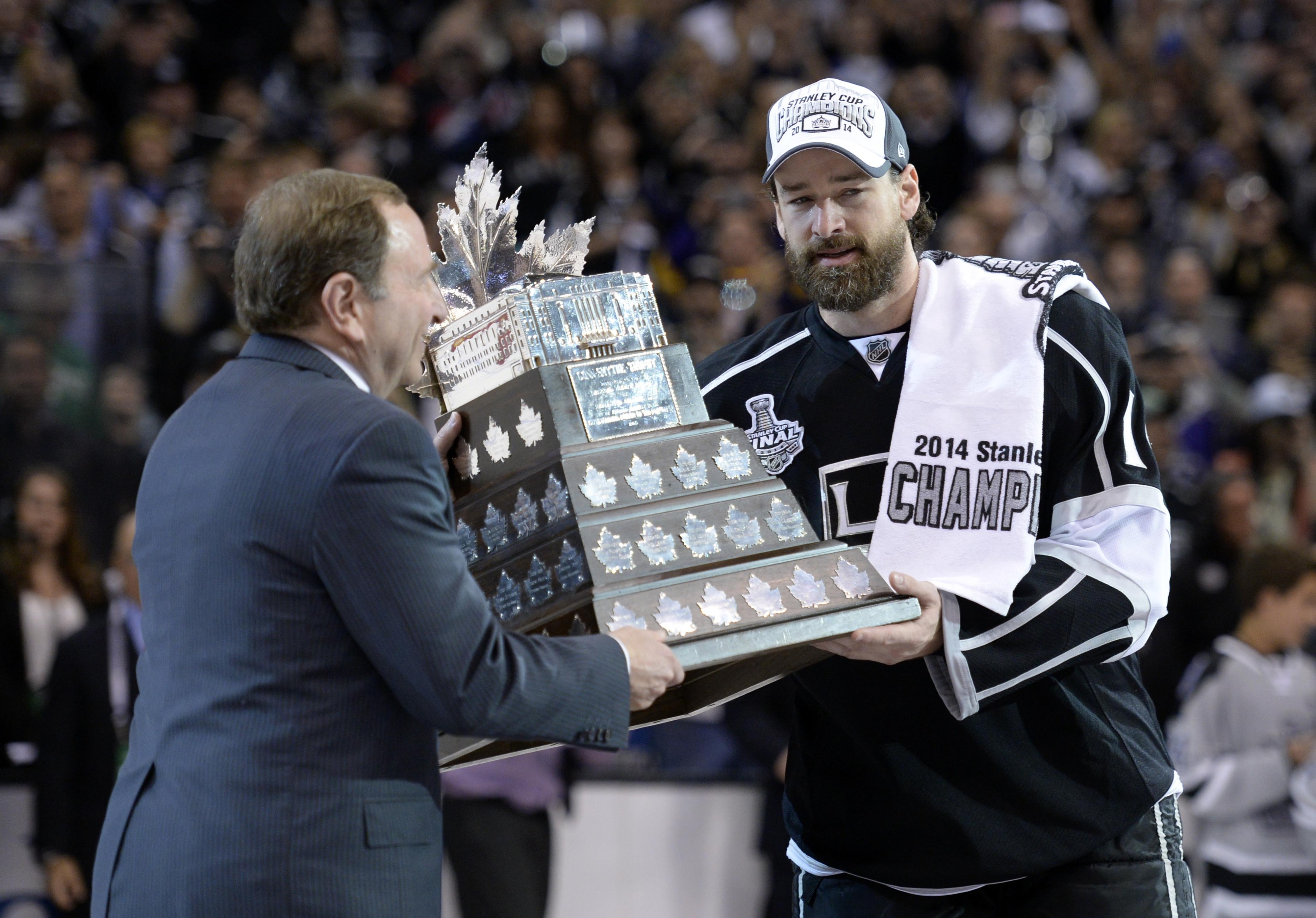Justin Williams was great long before winning the Conn Smythe