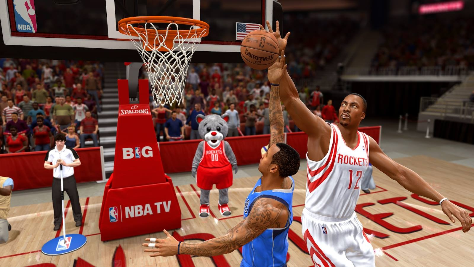 EA: This isn't a make-or-break year for NBA Live