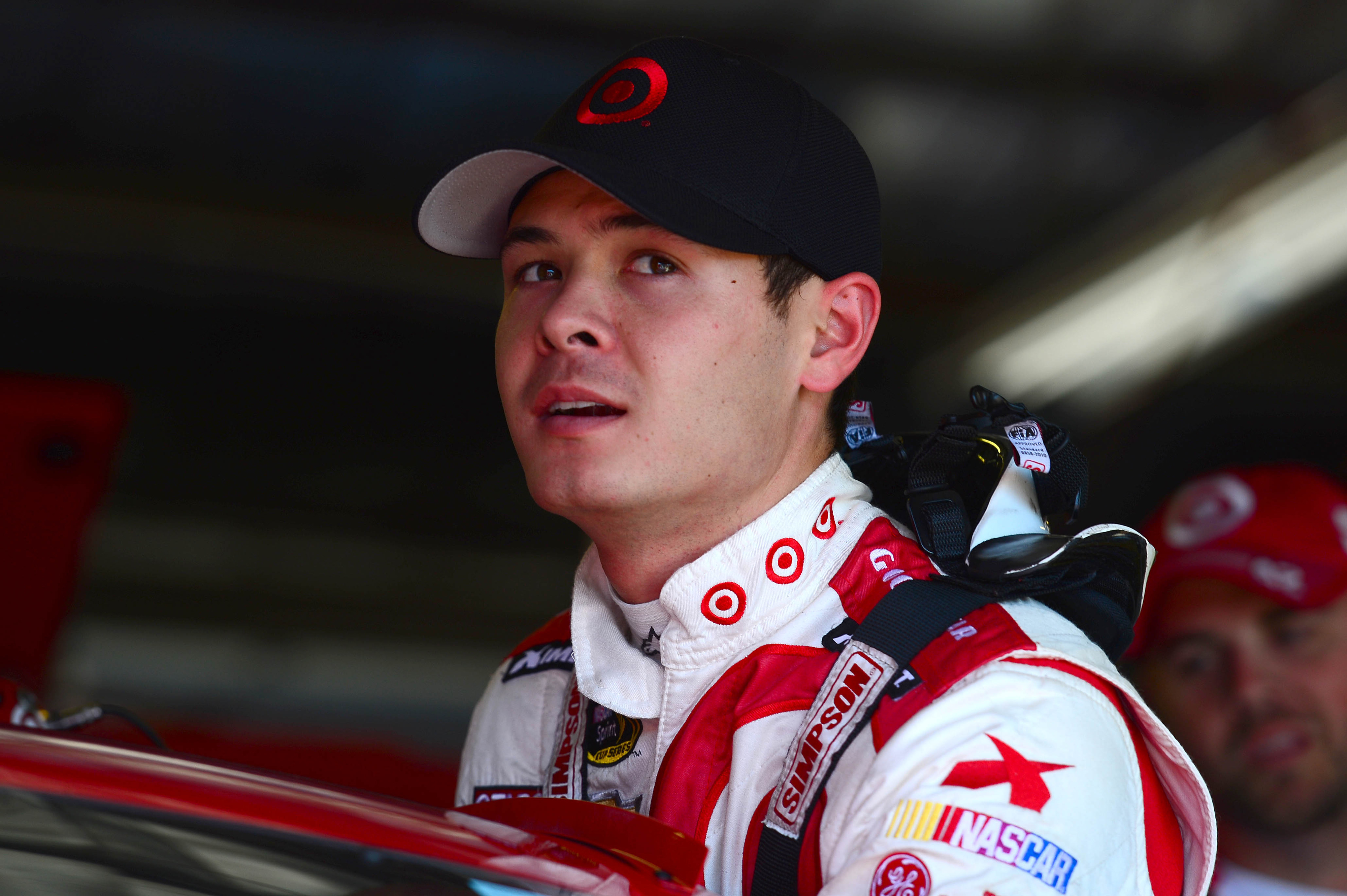 2014 Quicken Loans 400: Lively 8th-place finish for rookie Kyle Larson