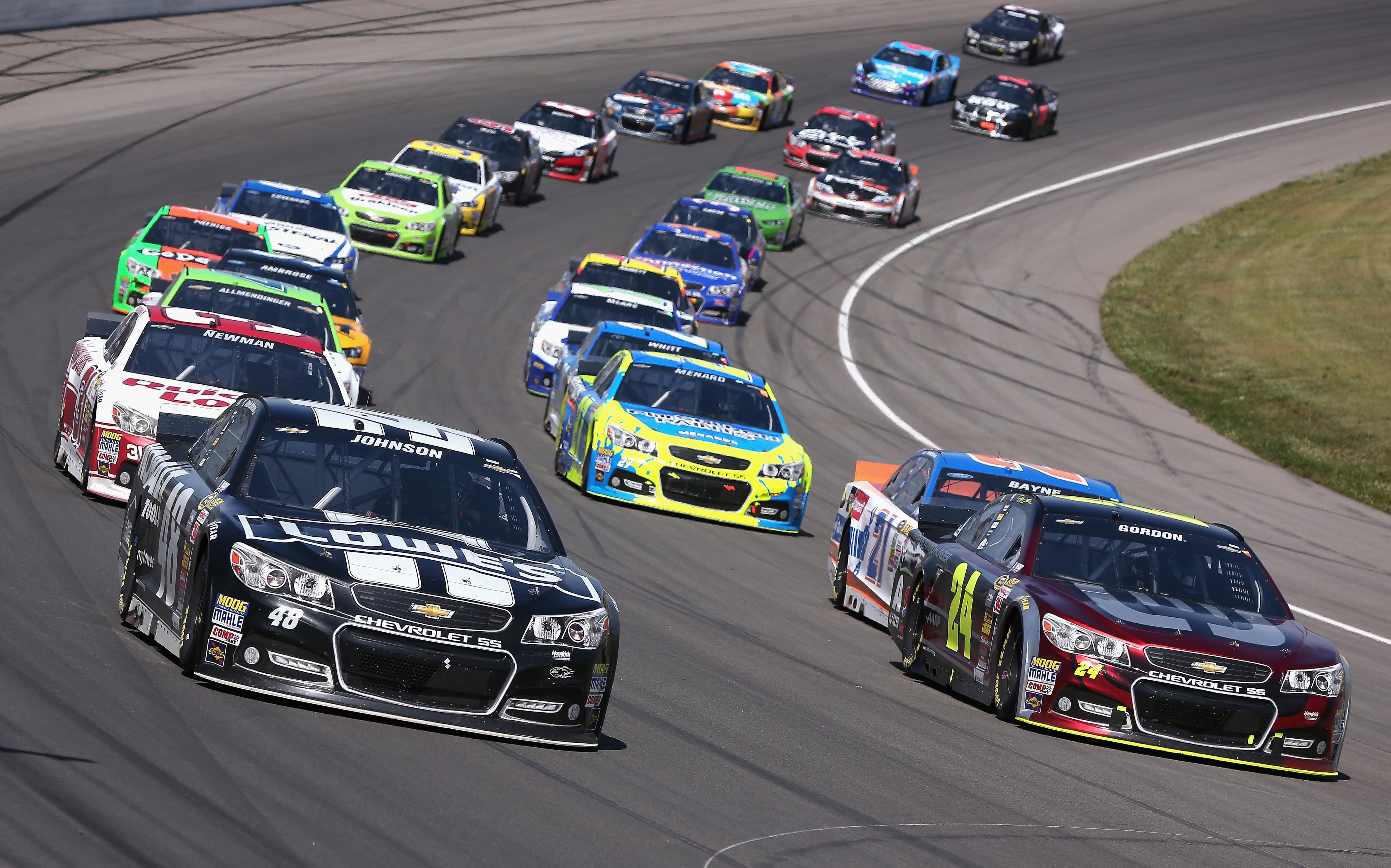NASCAR Michigan 2014 weekend recap: Powerful engines propel Hendrick dominance