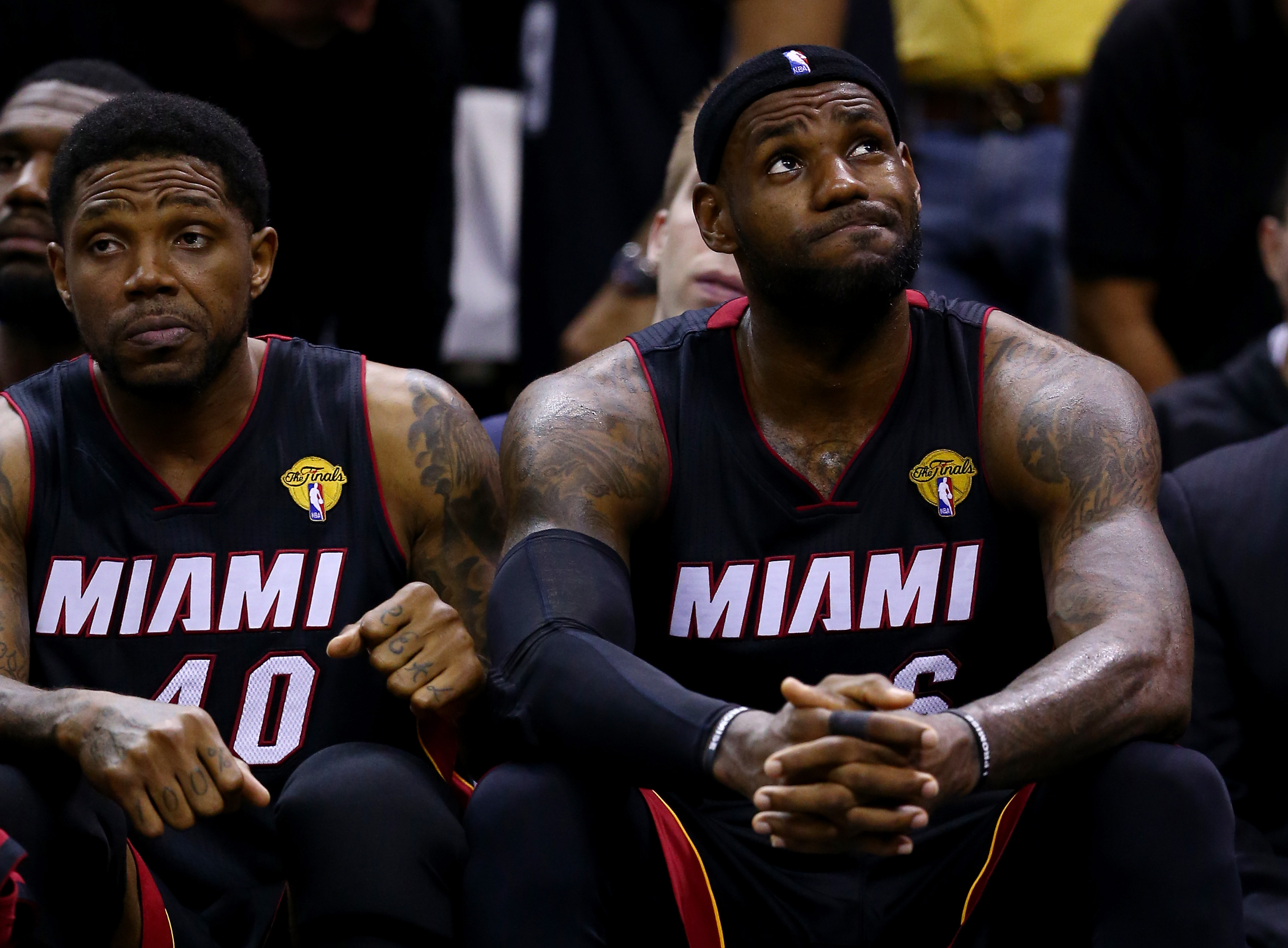Even in defeat, all eyes are on LeBron James