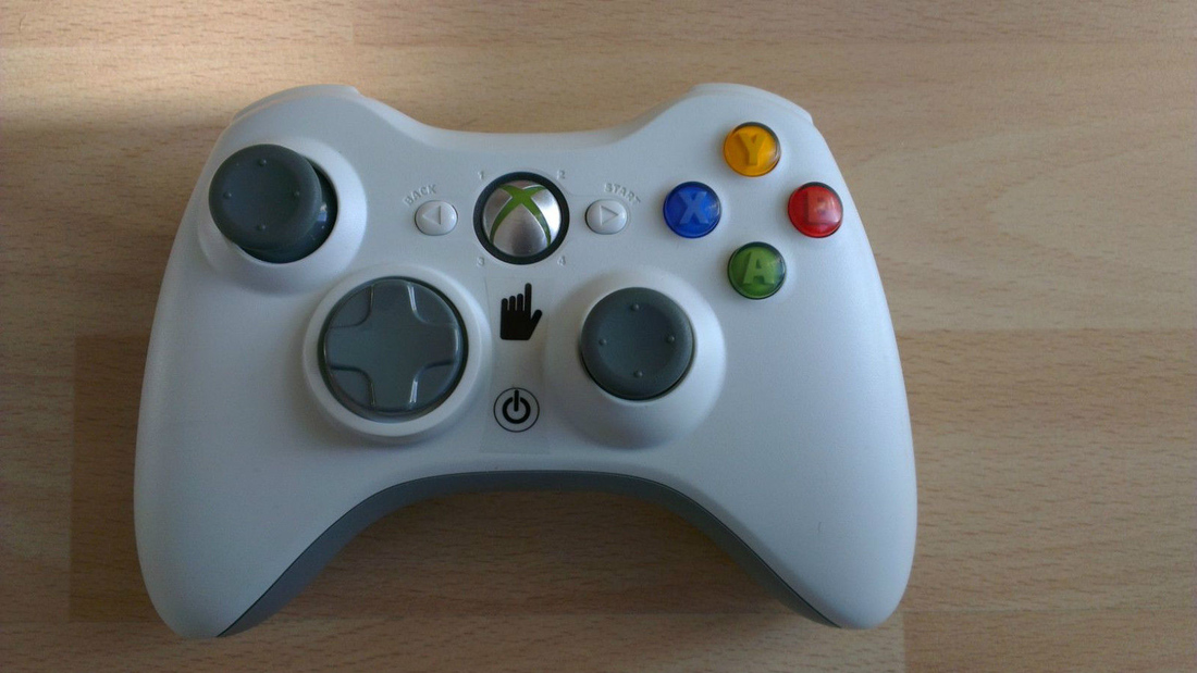 Internet Explorer Developer Channel includes Xbox 360 controller support