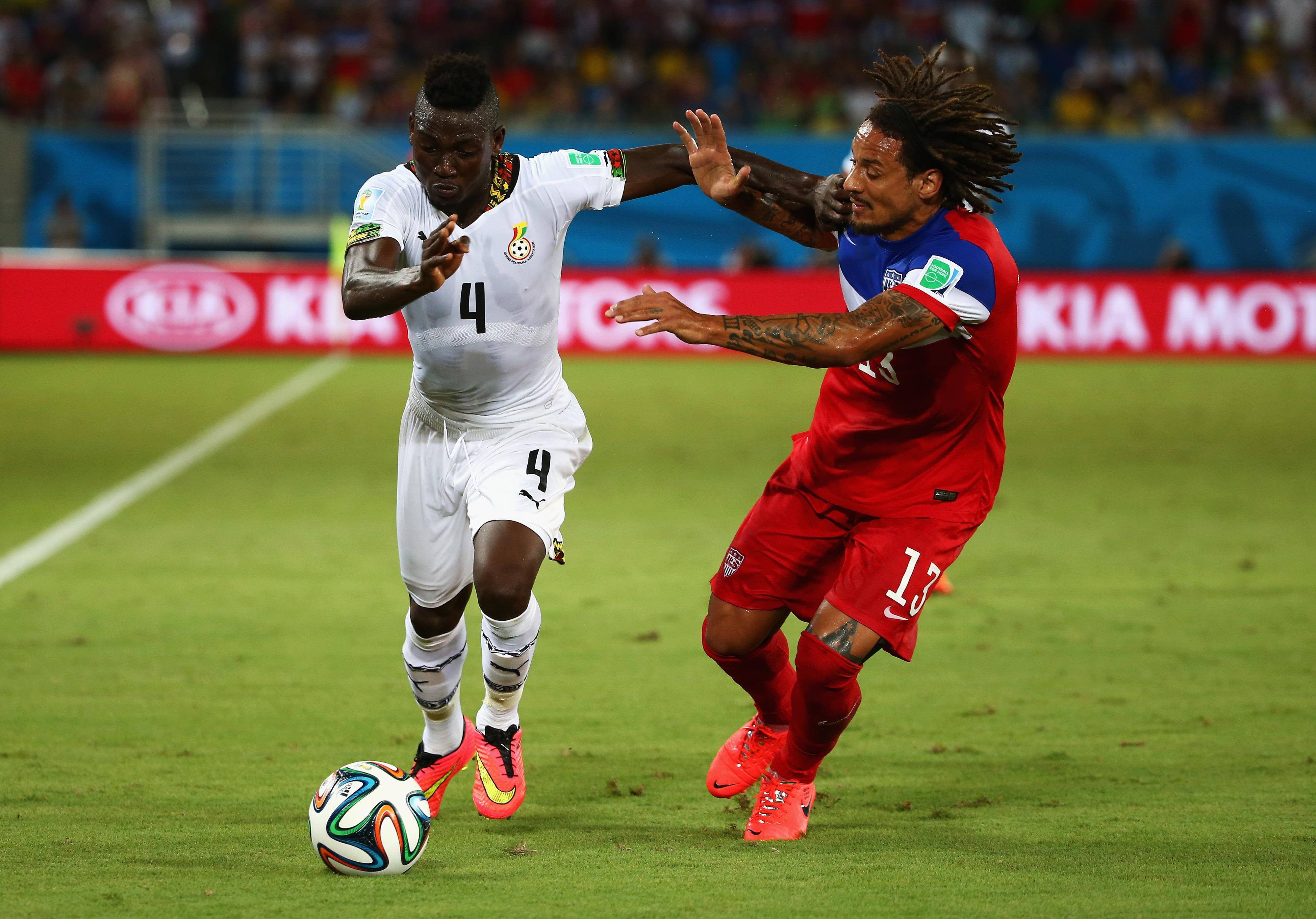 USA vs. Ghana analysis: Jermaine Jones the USMNT's unlikely superstar