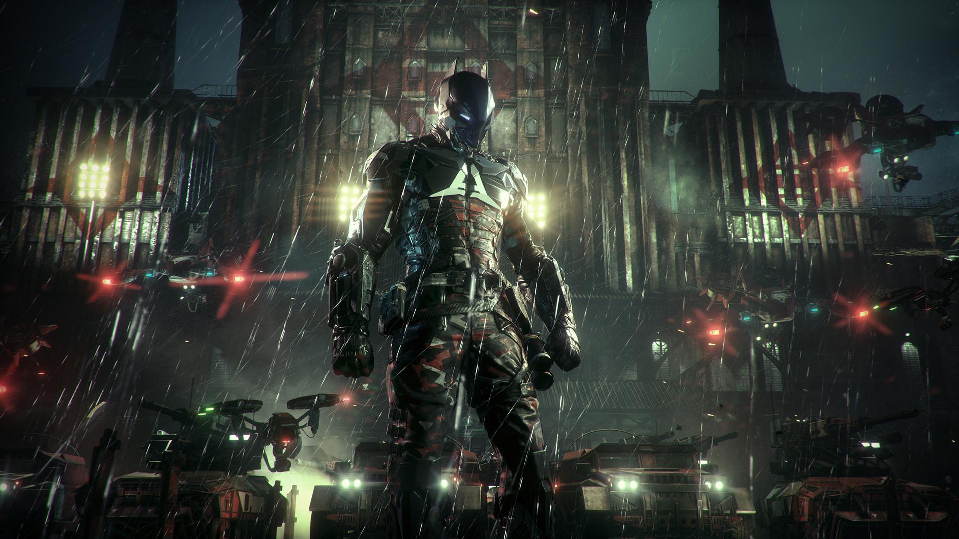 Voice of Batman says Batman: Arkham Knight hits January