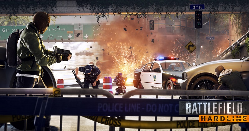 Battlefield Hardline beta opens to all Windows PC users