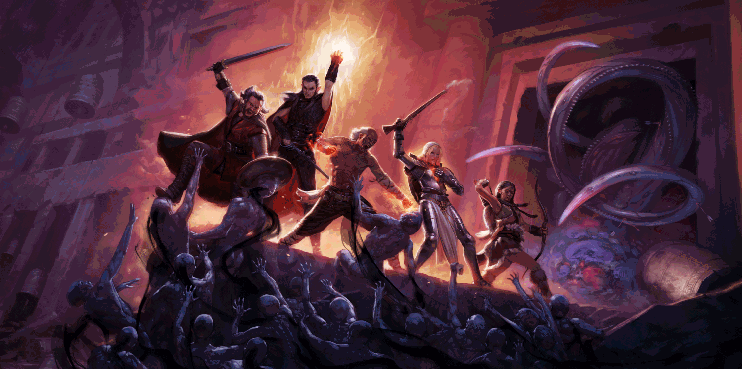 Pillars of Eternity brings back the RPG style of Baldur's Gate and Planescape