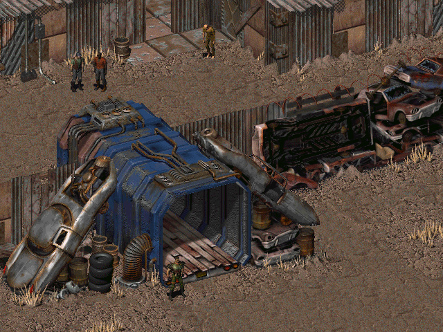 Fallout, Fallout 2, Fallout Tactics back on Steam