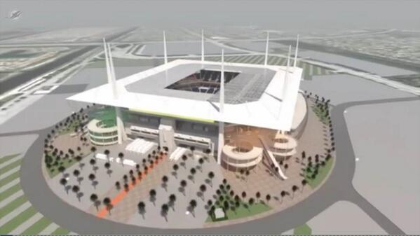 Dolphins unveil plans for renovations to Sun Life Stadium