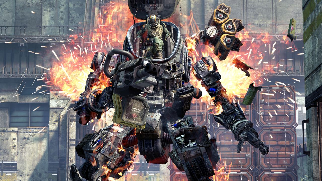 Titanfall is available to play for free on Origin for 48 hours