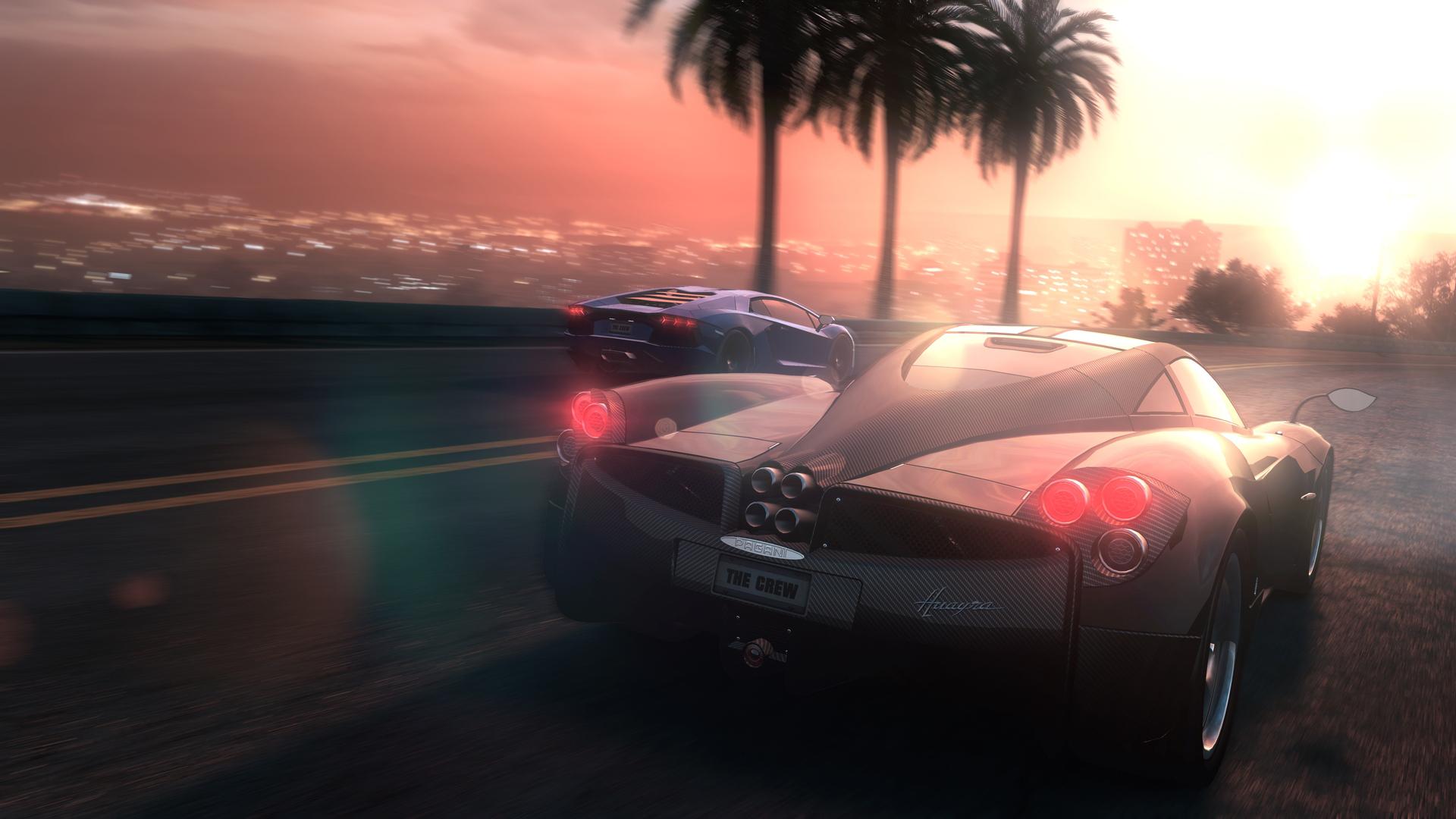 The Crew trailer, E3 2014