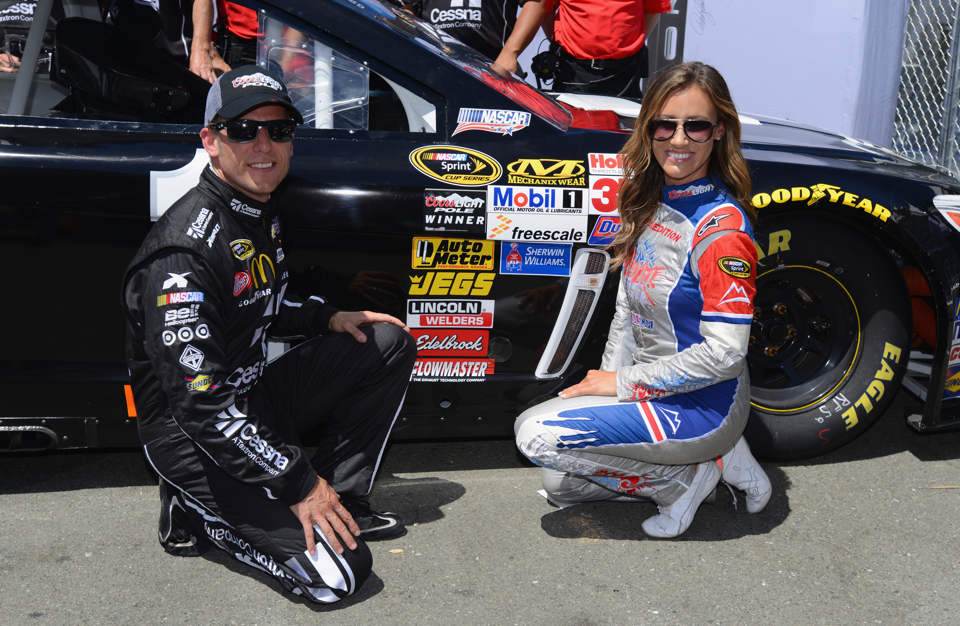 NASCAR at Sonoma Raceway 2014: Lineup, starting grid for Toyota/Save Mart 350