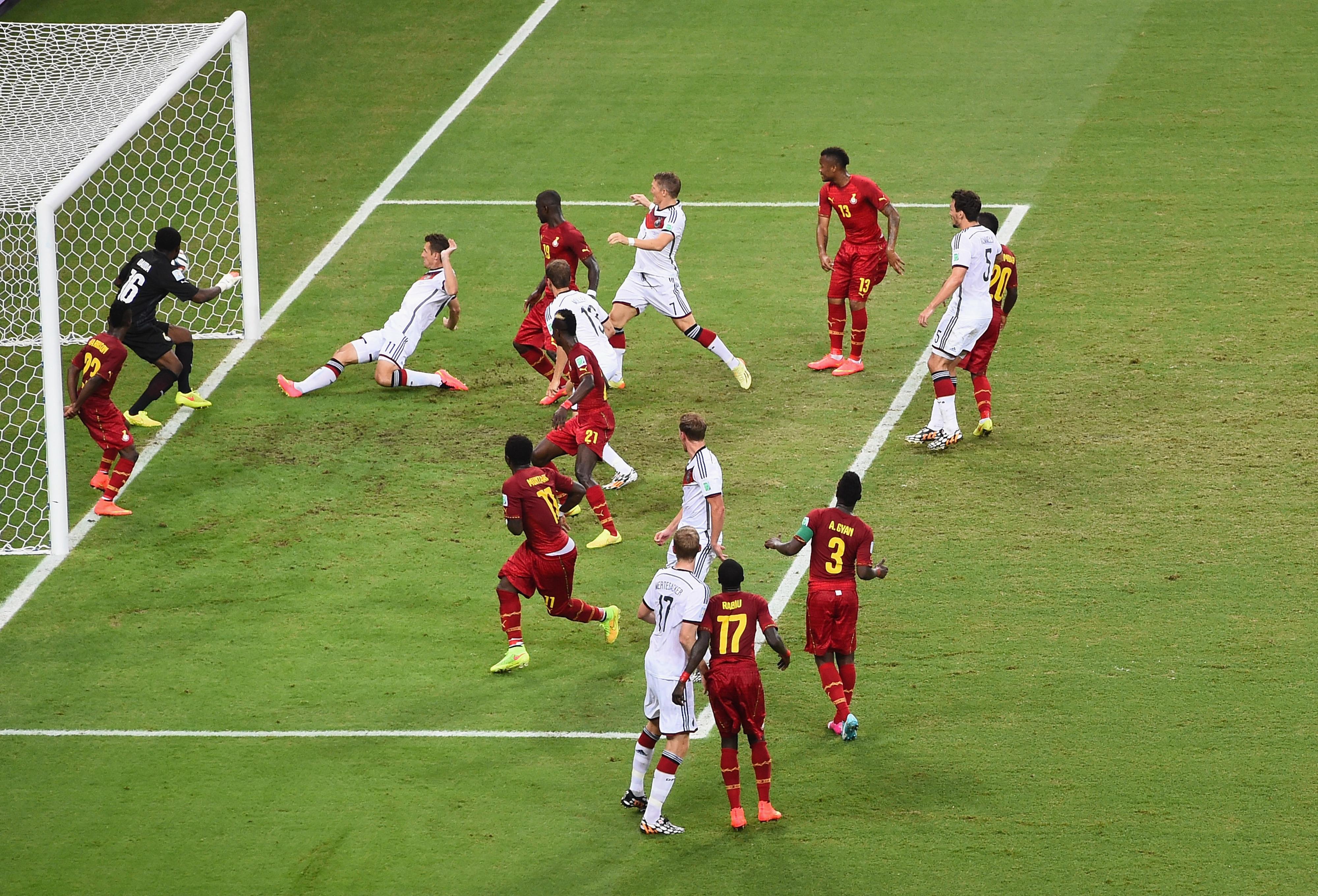 Miroslav Klose made Team USA's job a lot easier.