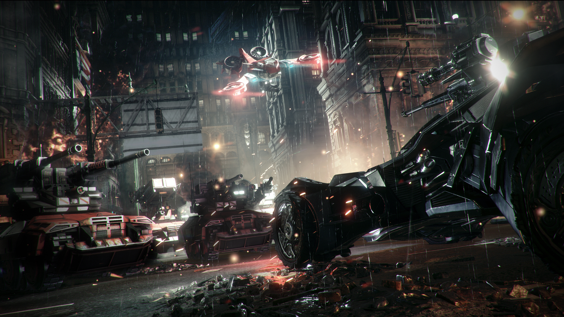 Report: Microsoft lists Batman: Arkham Knight Xbox One release for February