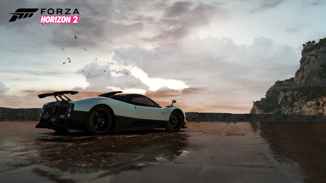 Forza Horizon 2's Xbox 360 version is a 'different game' than on Xbox One