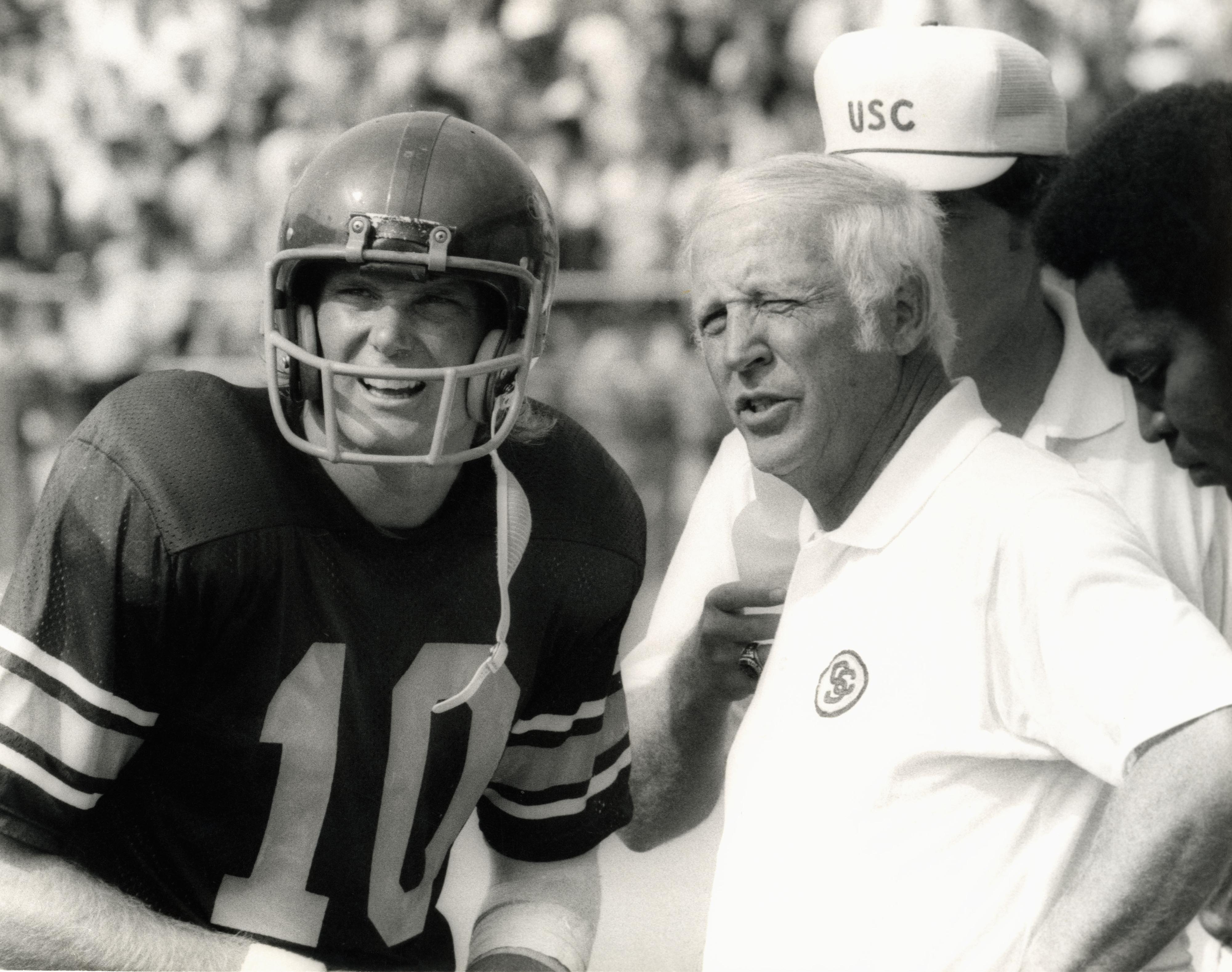 1984 would be John McKay's last season as head coach of the Buccaneers.