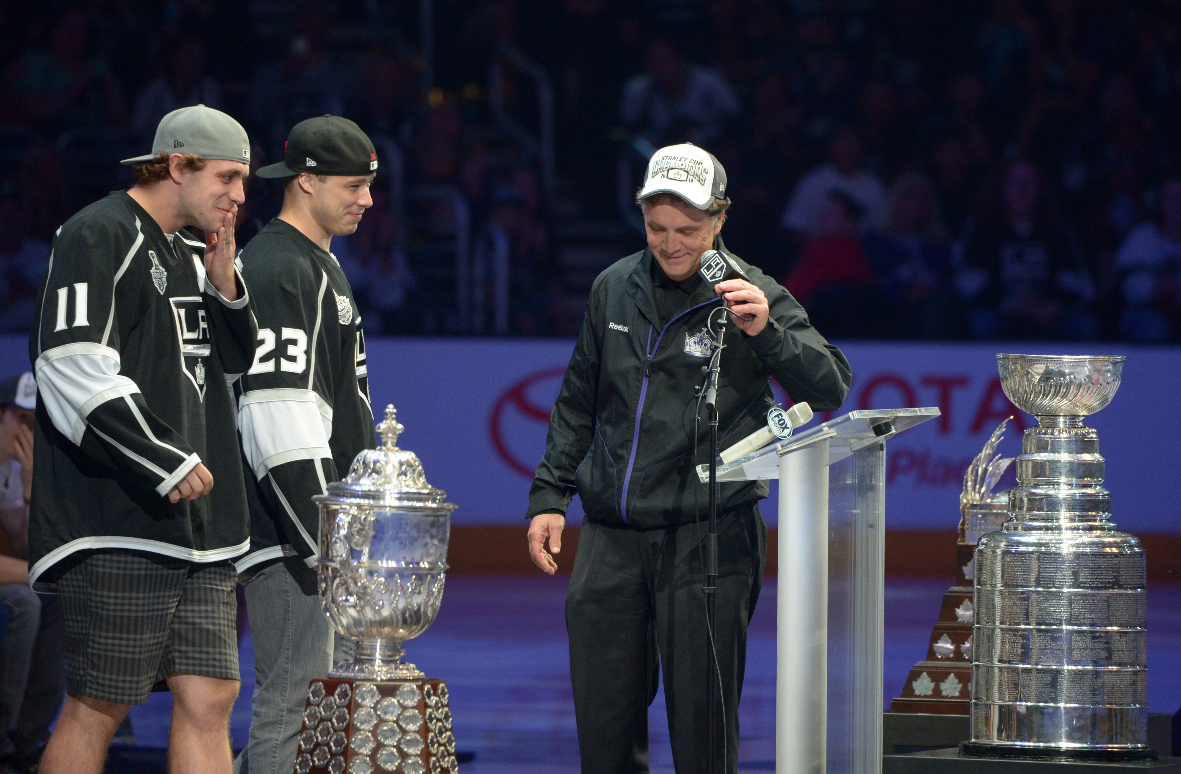 Can these guys add to the Kings' trophy cabinet?