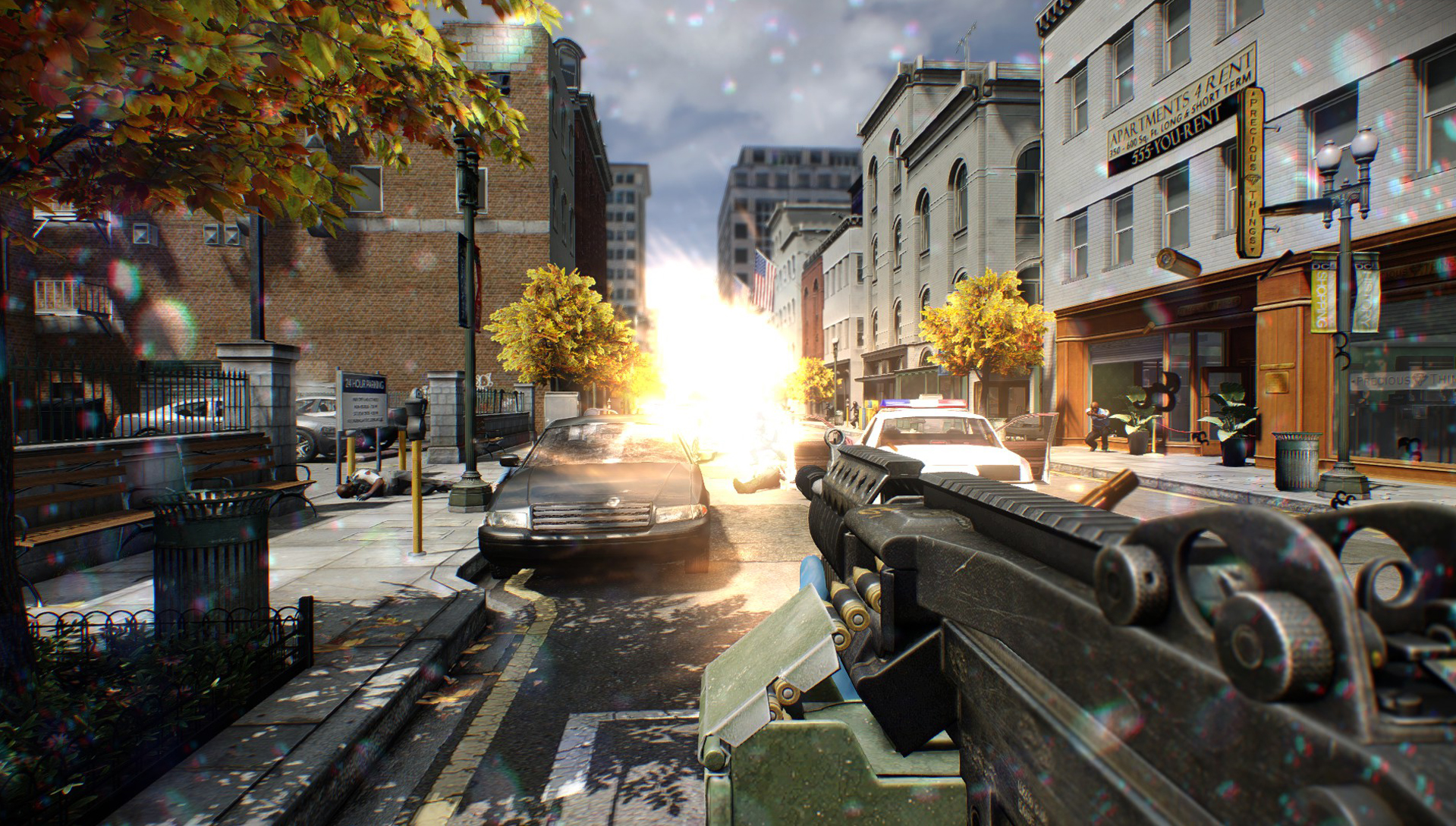 Payday 2's first DLC packs finally hit PS3