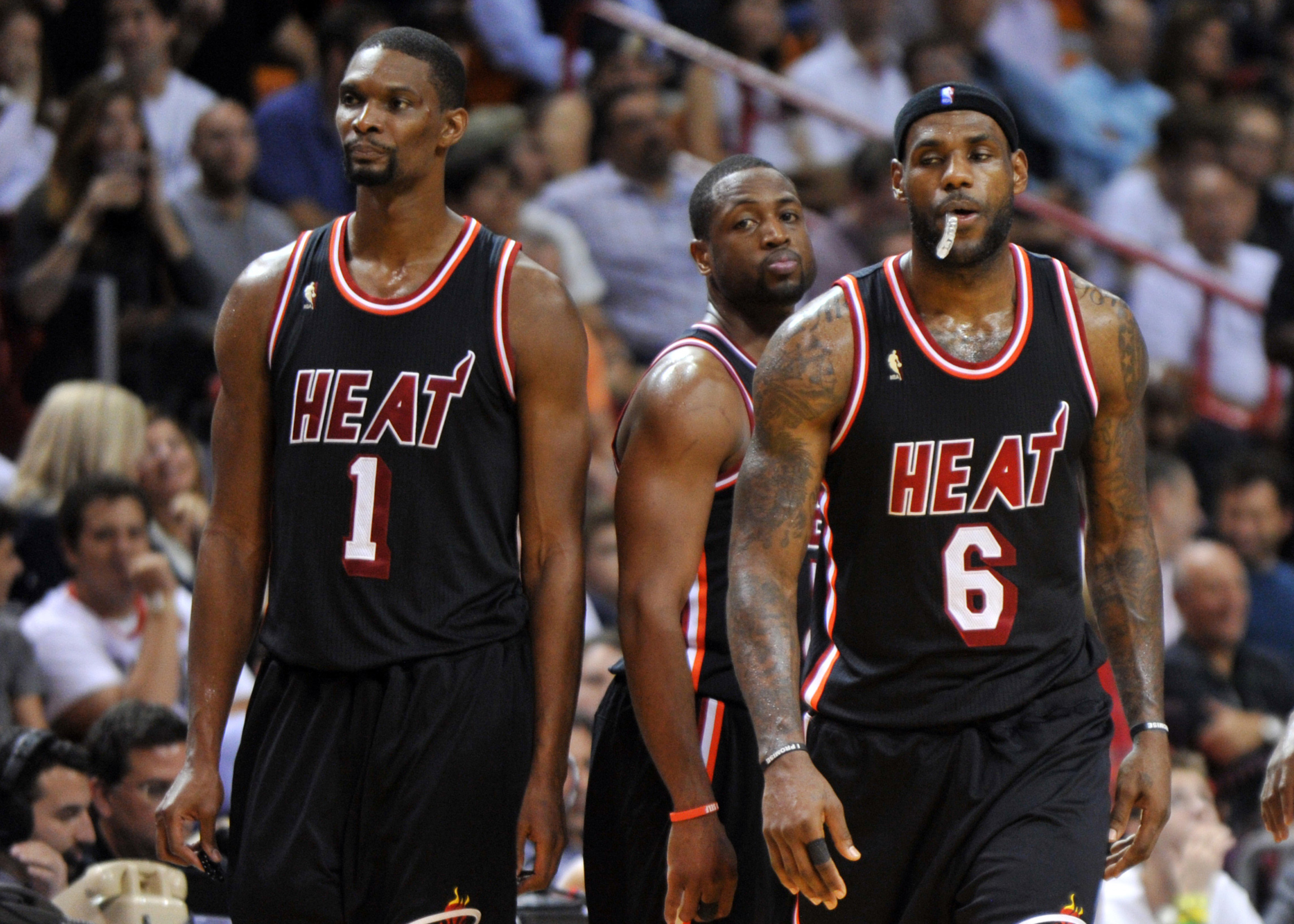 Will LeBron James leave the Heat for greener pastures?
