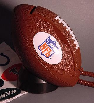 I'm still waiting for my football phone, Sports Illustrated.