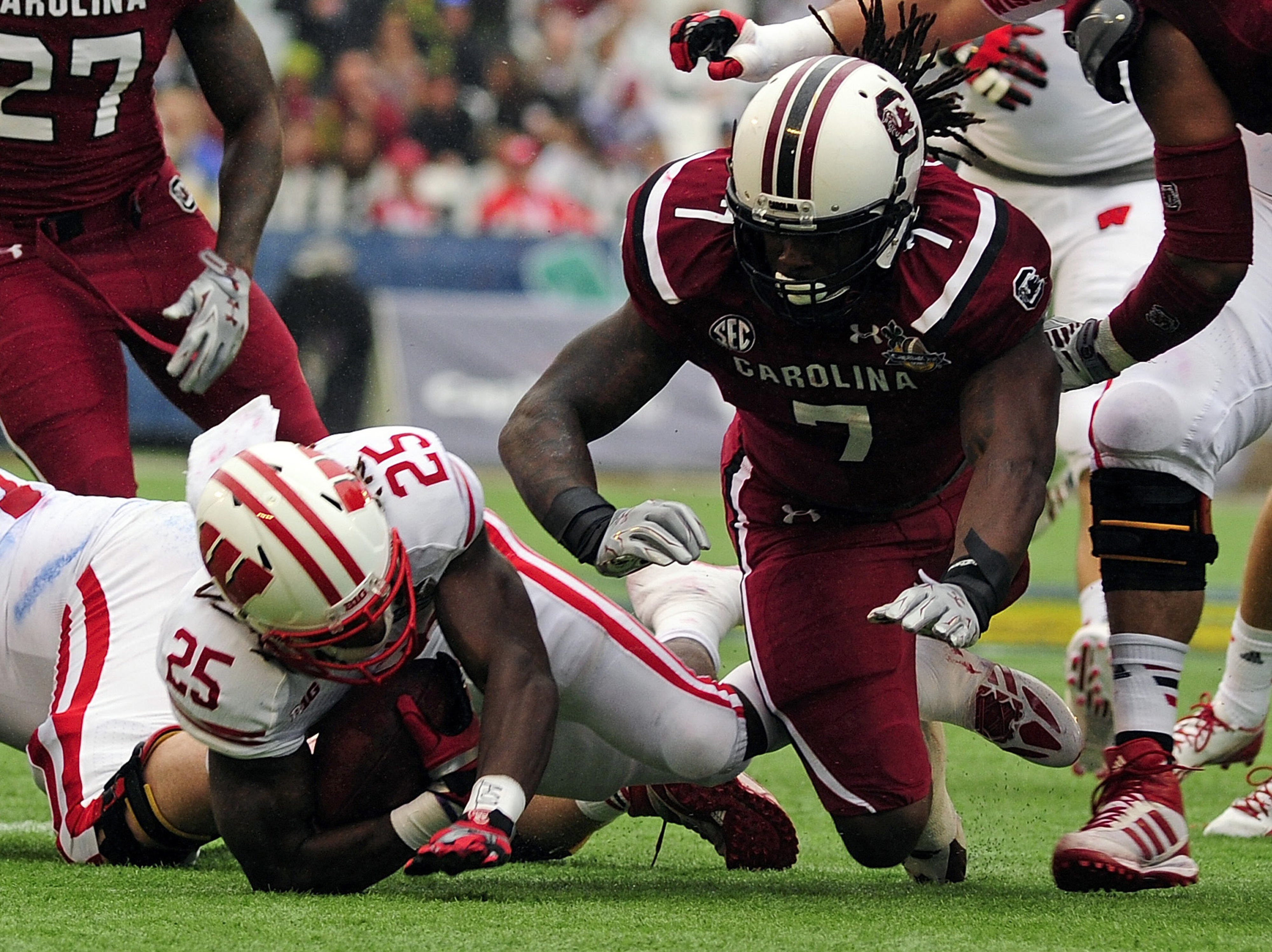 Is Clowney tougher than he gets credit for?