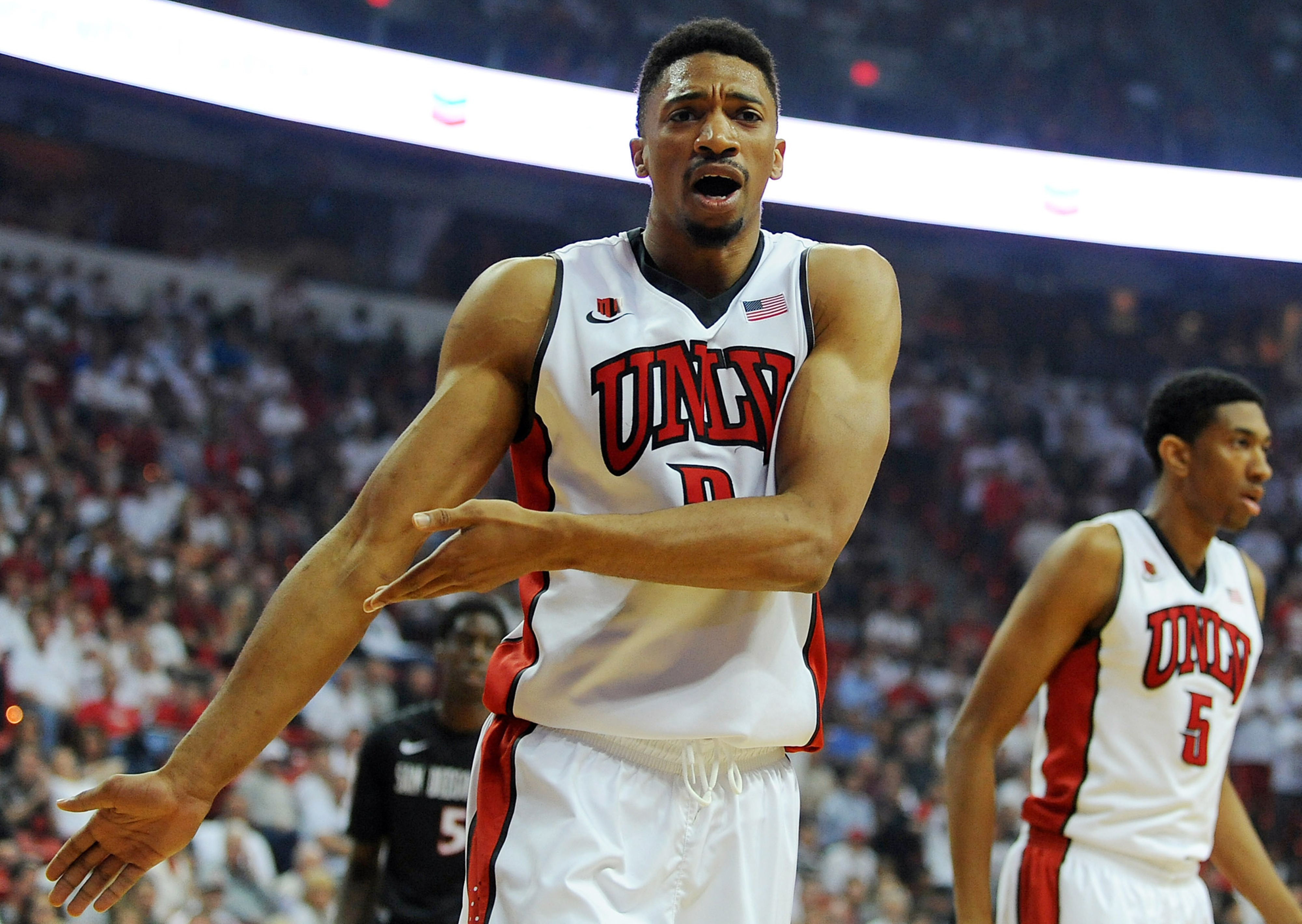 Khem Birch is one of the higher rated draft prospects who wasn't selected in the 2014 NBA Draft.