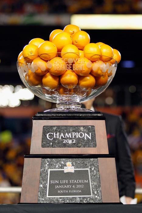 Bowl Season could have the NIU Huskies vs Florida State Seminoles in the Orange Bowl.