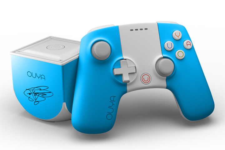 Reading Rainbow Kickstarter expanded with limited-edition blue Ouya