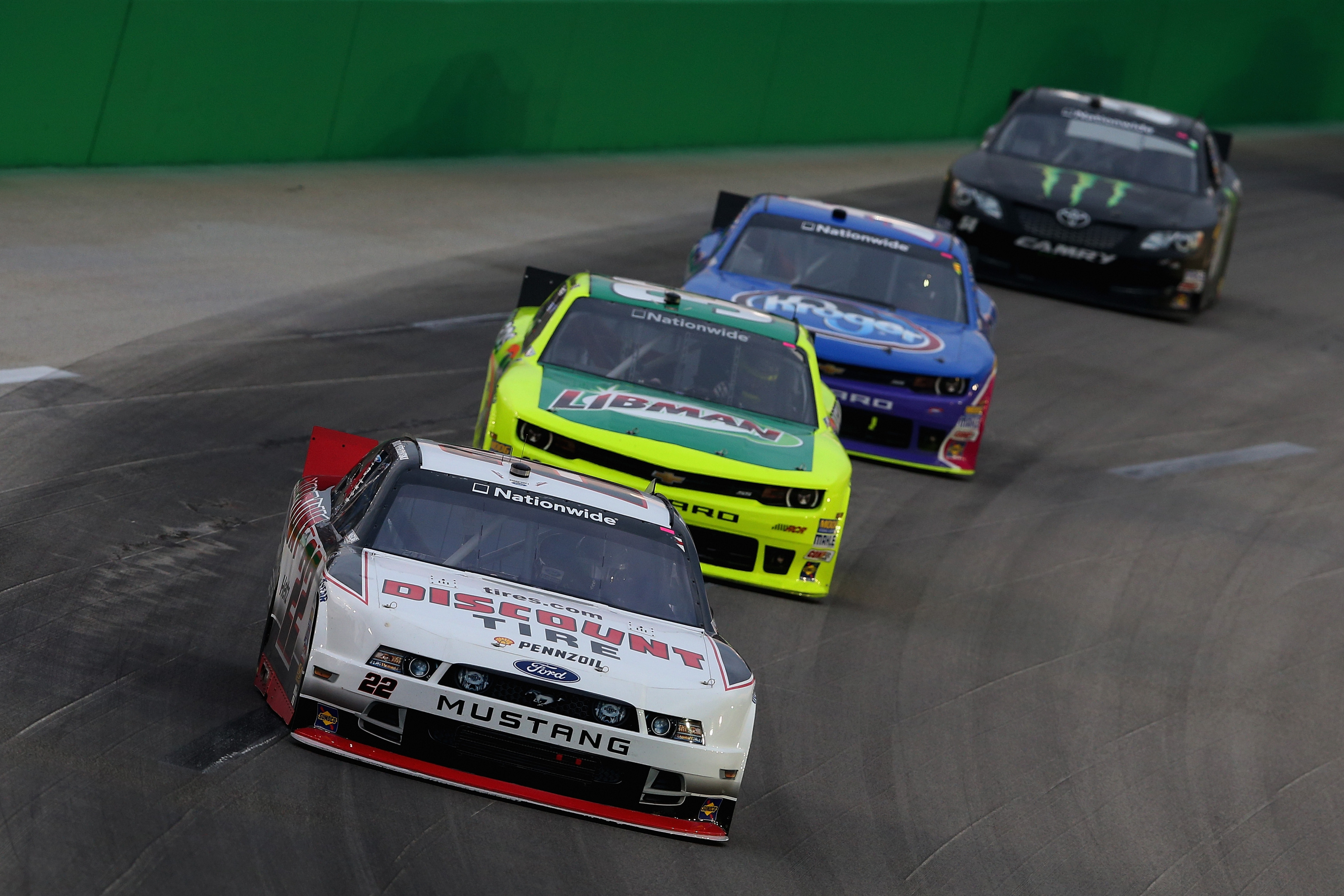 NASCAR at Kentucky Speedway 2014: Lineup, starting grid for Quaker State 400