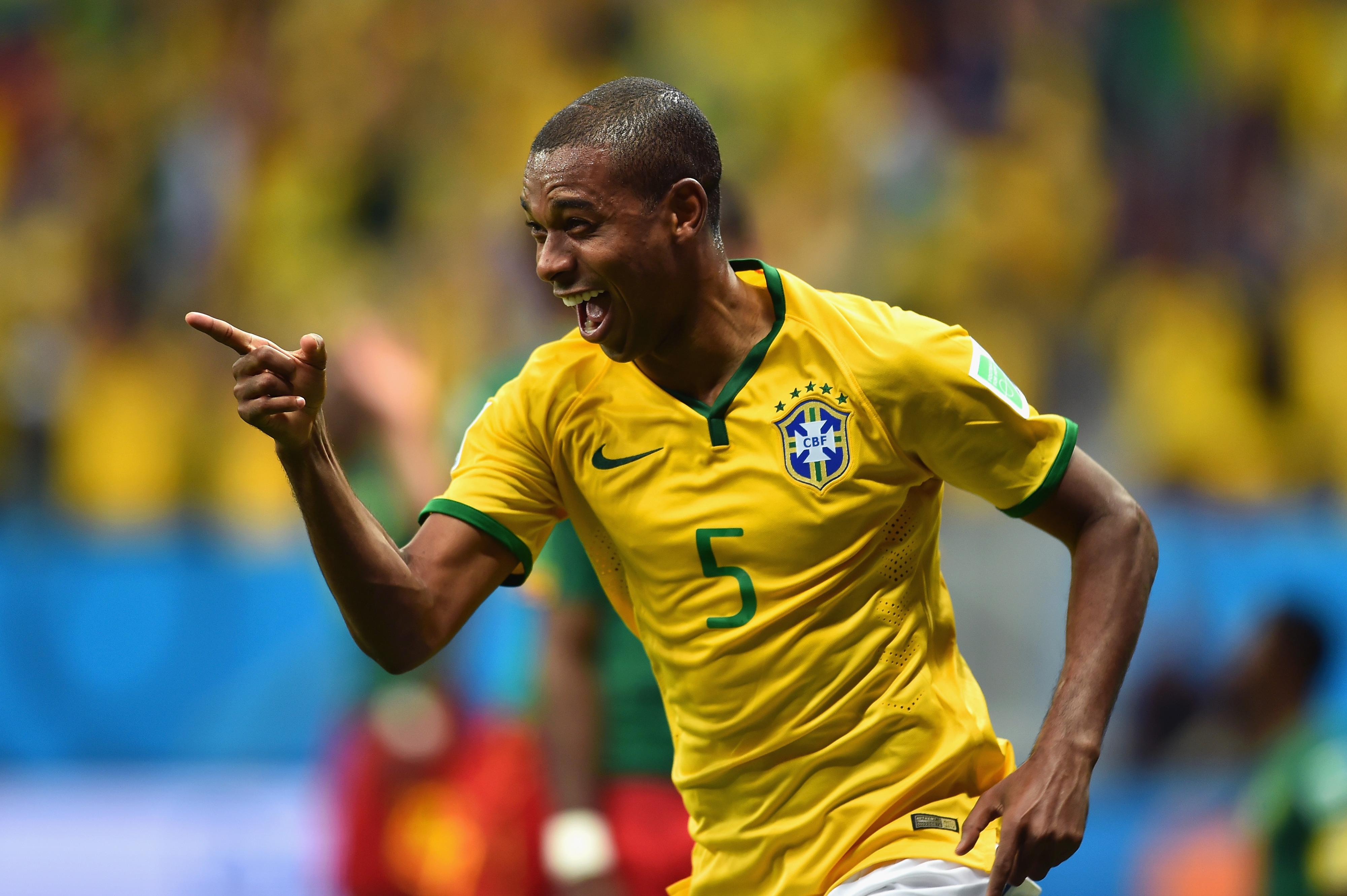Brazil and Chile both make a single lineup change