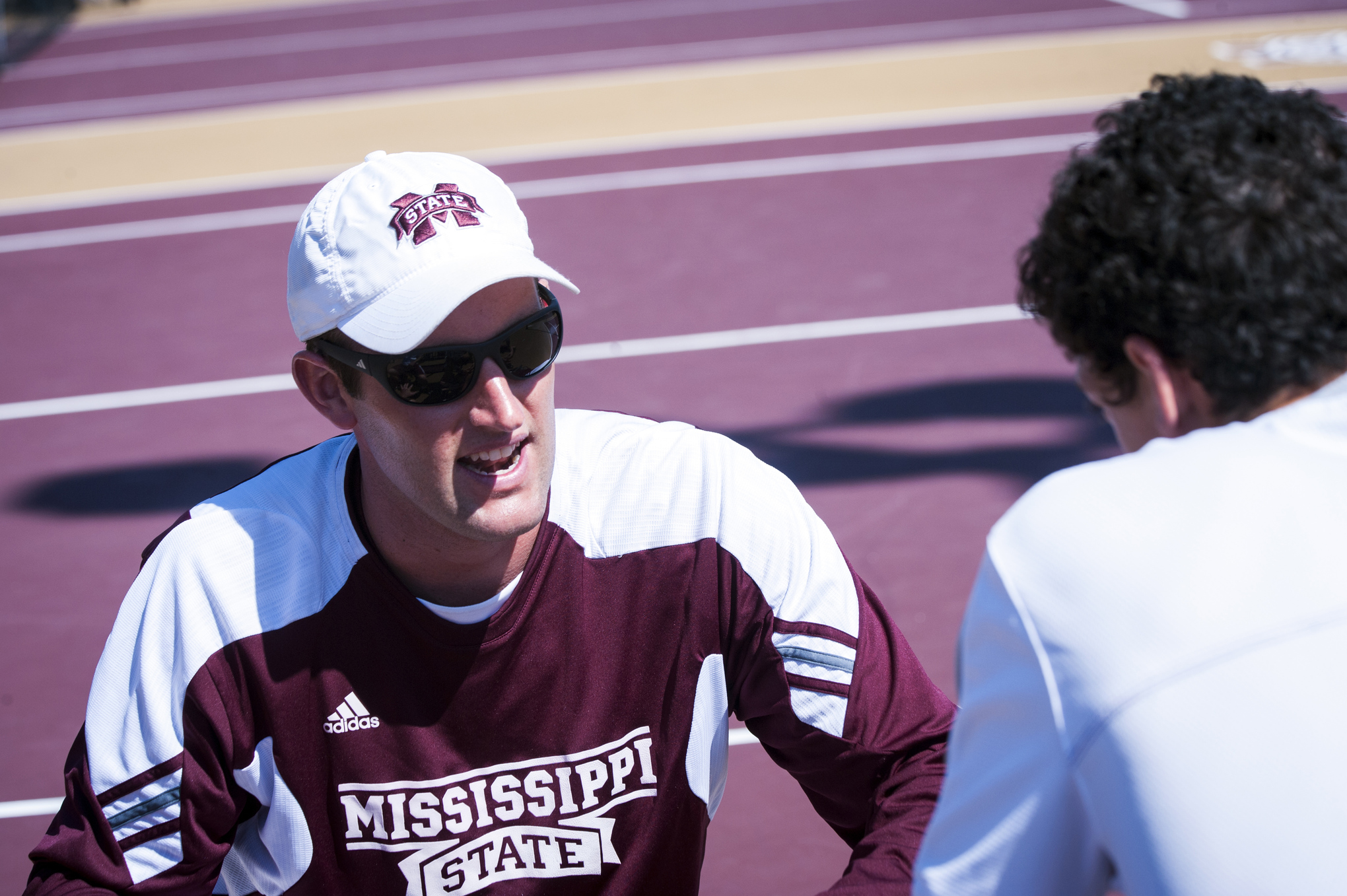Matt Roberts has been selected as the new Mississippi State Men's Tennis coach