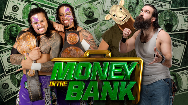 Finally they face off for the WWE tag team titles!