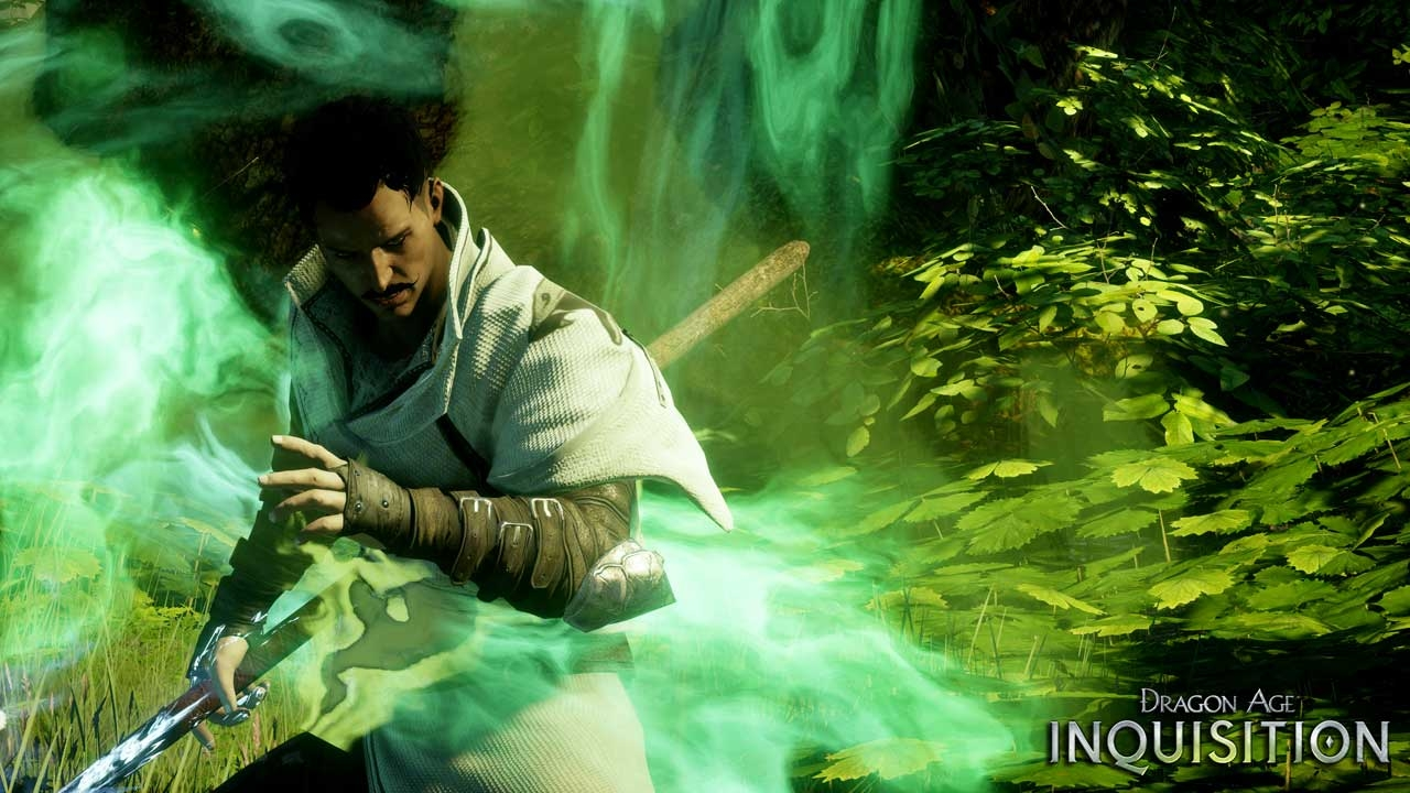 Meet BioWare's first 'fully gay' male party member in Dragon Age: Inquisition