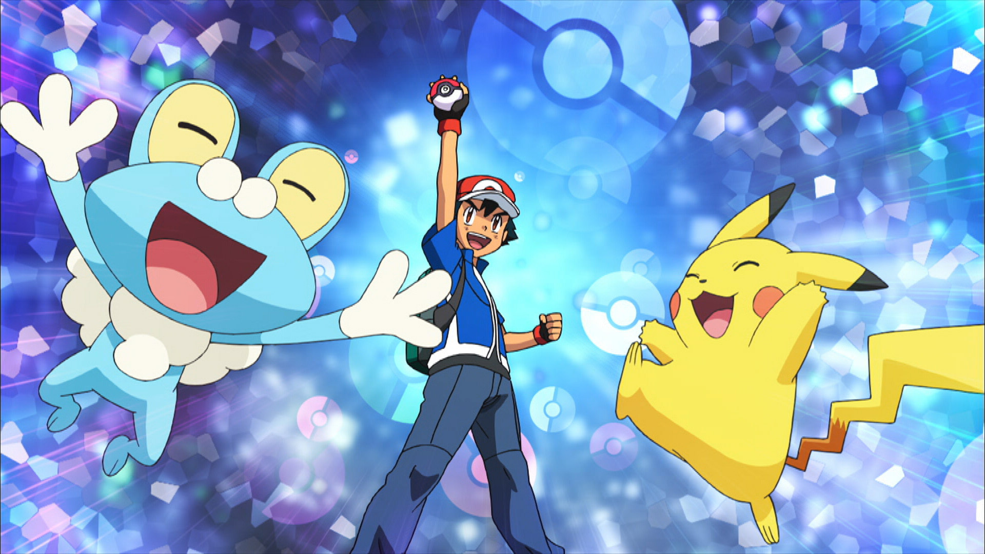 Pokémon now has a dedicated iTunes channel for cartoons, music and apps