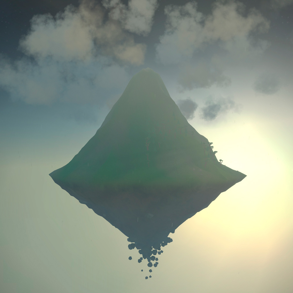 Double Fine publishes 'Her' game creator's mountain simulator, Mountain