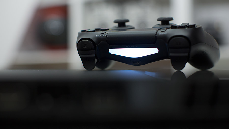 DualShock 4 controller now works wirelessly with the PlayStation 3
