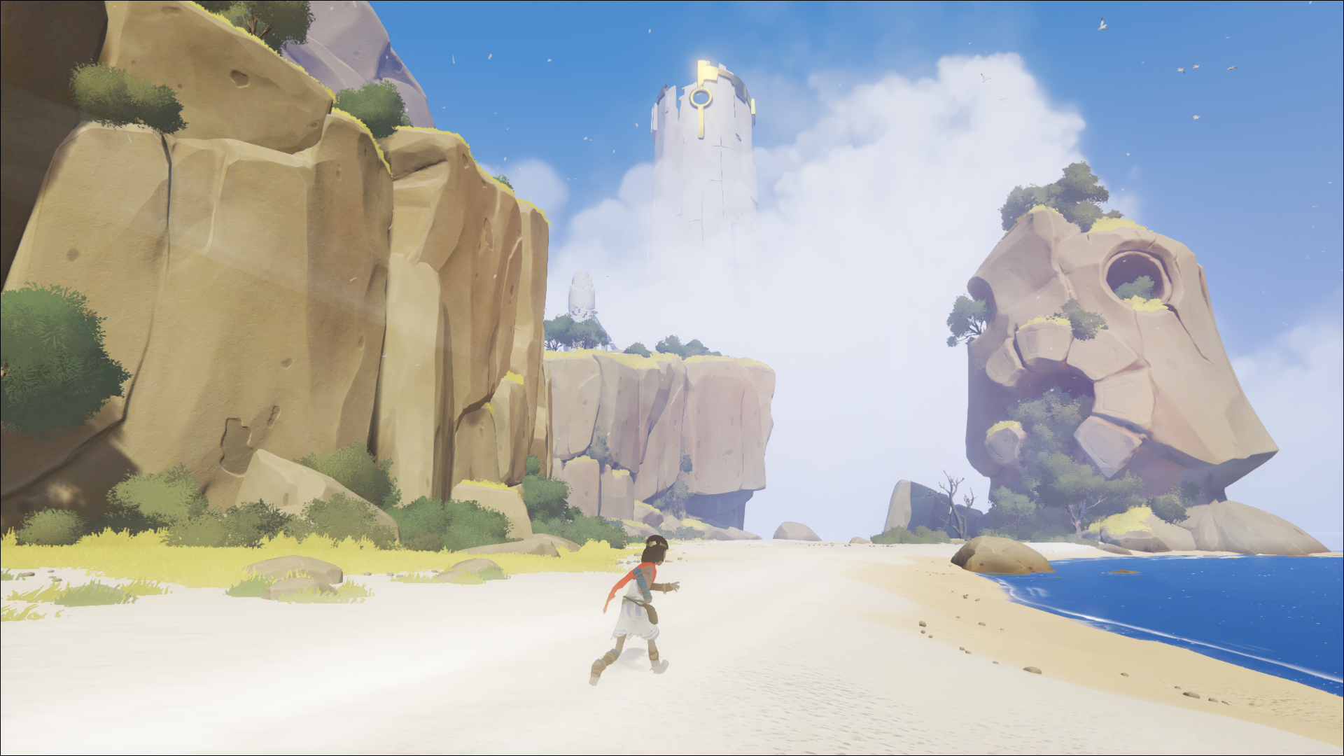 The reason for Rime: a near fatal accident