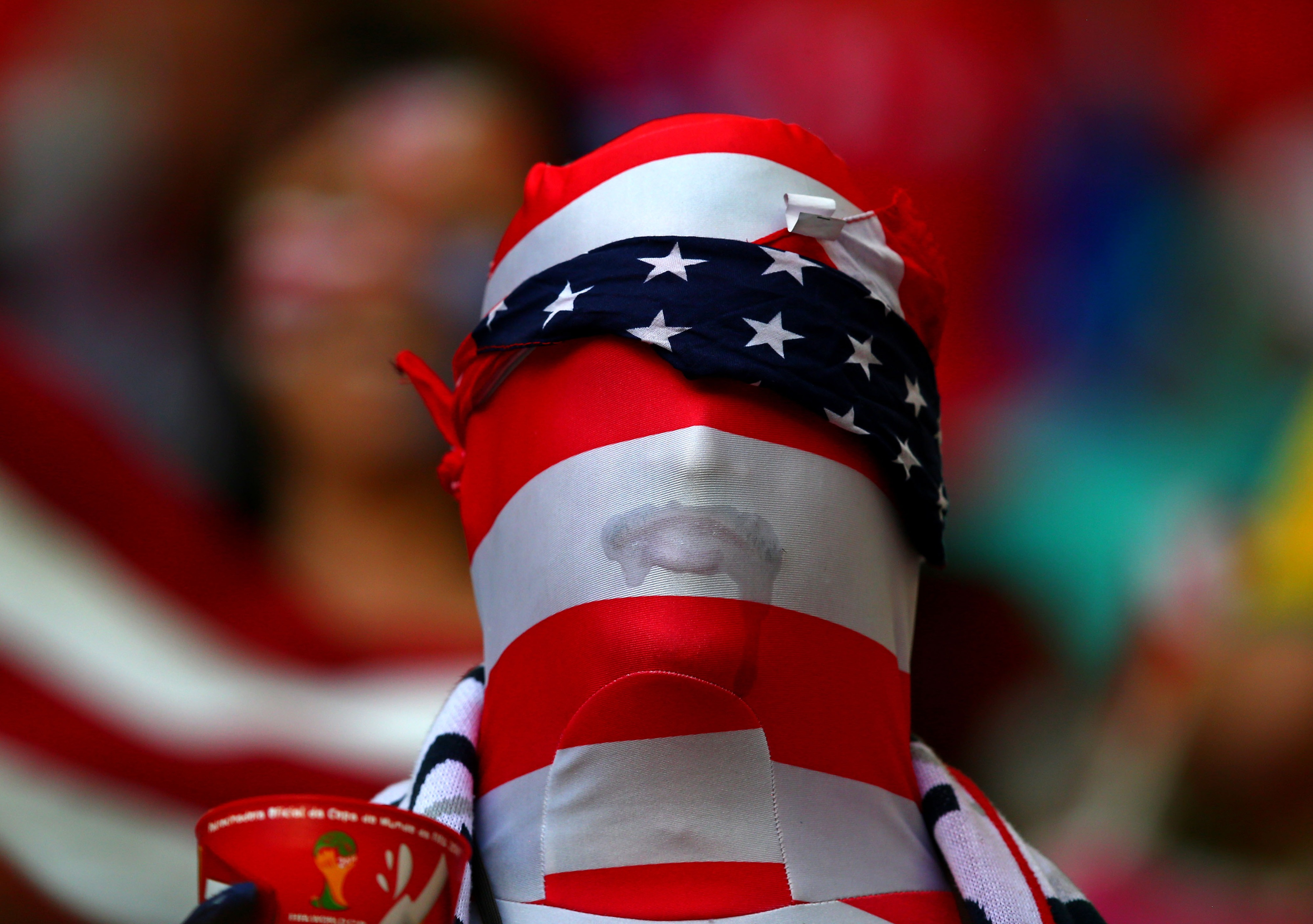 United States fans have a lot to be proud of and a fair amount to wonder about. Photo by Mark J. Rebilas - USA TODAY SPORTS